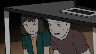 True School Lockdown Horror Story Animated