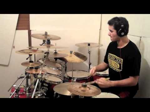 Denny Jiosa Drum Playalong - Them Changes