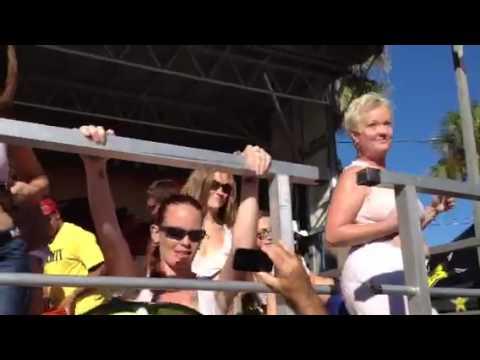 Daytona Biketober Fest Wet-tshirt 2012 video
