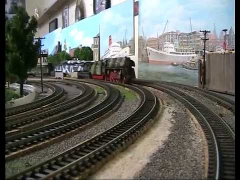 The War Train - If Hitler had Invaded Britain ! Model Railways 00 Gauge
