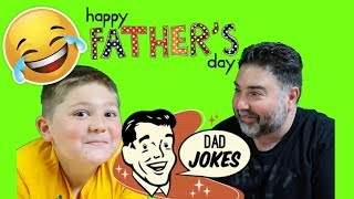 Dad Jokes on Father's Day with Vito the Kid. Try Not to Laugh.