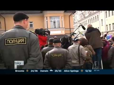 Russian court refuses to free anti-Putin punks