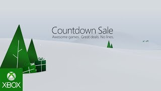 Introducing the Xbox 2019 Countdown Sale