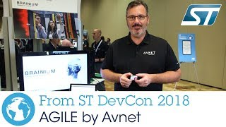 Interview with Avnet on the Xilinx 96Boards Ultra96 | Linaro Connect HKG18