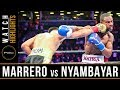 Marrero Vs Nyambayar HIGHLIGHTS: January 26, 2019   PBC On FOX