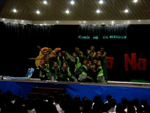 NCS @ 57 : 3rd year magkaugnay interpretative dance