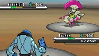 Nbz Vs Valterbda1 - Narrated Pokemon Black & White Wifi Battle #52