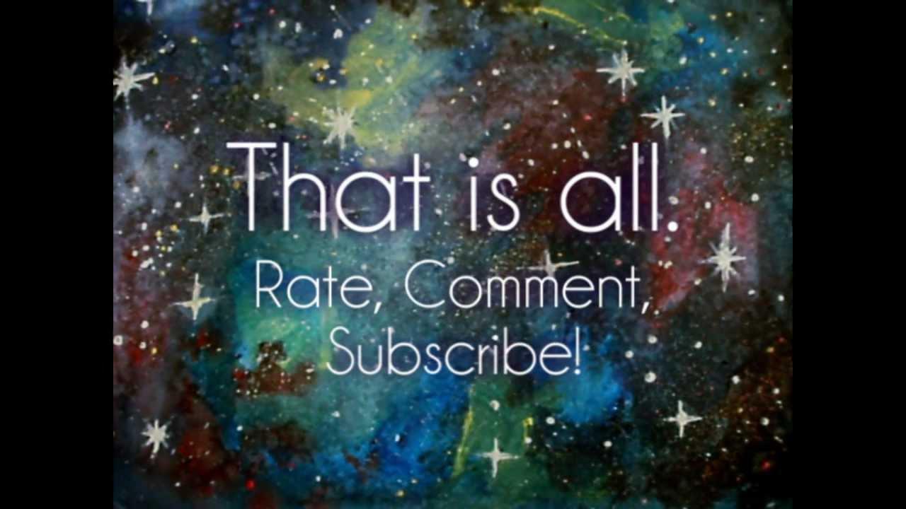 Galaxy Tutorial Drawing Diy Watercolour Galaxy