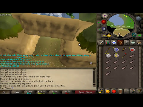 RuneScape 2007 Iron Man Episode #6