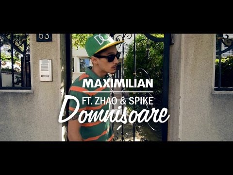 Maximilian - Domnioare feat. Zhao & Spike [Videoclip oficial]