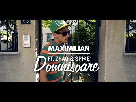 Sonerie telefon » Maximilian – Domnișoare feat. Zhao & Spike [Videoclip oficial]
