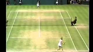 (Part 1) Wimbledon 1980 Ladies Final