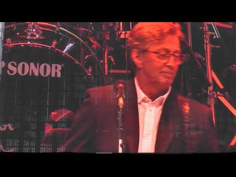 Eric Clapton at Wormsley Estate 25 July 2015 (Part 1)