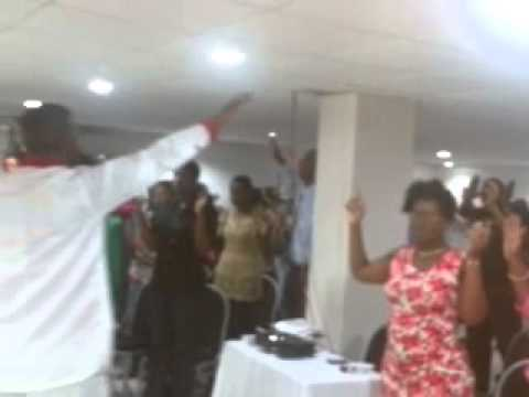 Prophet Janal Browne -Tremendous Power Release In Barbados