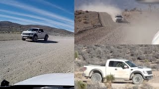 Area 51 UFO Hunting Trip with Unexplained Lights and Night Camping (Almost Arrested) - FindingUFO