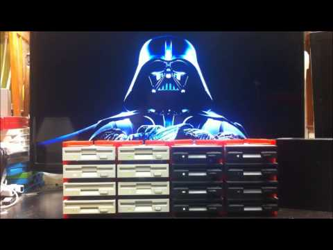 Floppy Disk Drive Music Videos