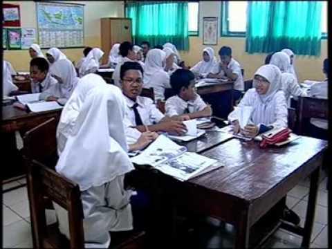 Model Pembelajaran Bahasa Inggris Kelas VII (SMP Kleas I)