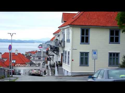 Summer in Bergen and Fjords of Norway 2012 [HD]