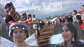 Hmong NC new year 2018 highlight!