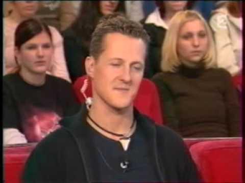 Vivement Dimanche Spéciale Michael Schumacher !!! Part 1