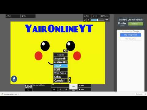 Tutorial De Como Hacer Un Menu Final Para Tus Videos /YairOnline YT😱😱