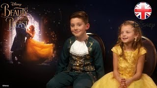 BEAUTY AND THE BEAST | Mini Belle and the Beast | Official Disney UK