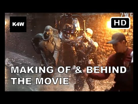 Making of & Behind The Film: Jin Roh ( Warner Bros Pictures _ Eng Sub ) 인랑 人狼 streaming vf