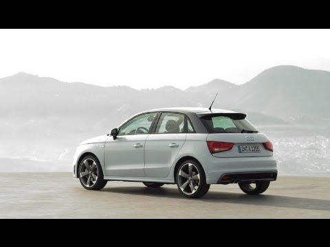 ► 2012 Audi A1 Sportback S line - teaser