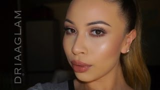 "Get Ready With Me ""Soft Glam"" Makeup Tutorial"