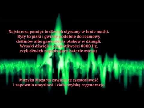 Muzyka Do Zaktywizowania Mózgu I Podniesienia Witalności