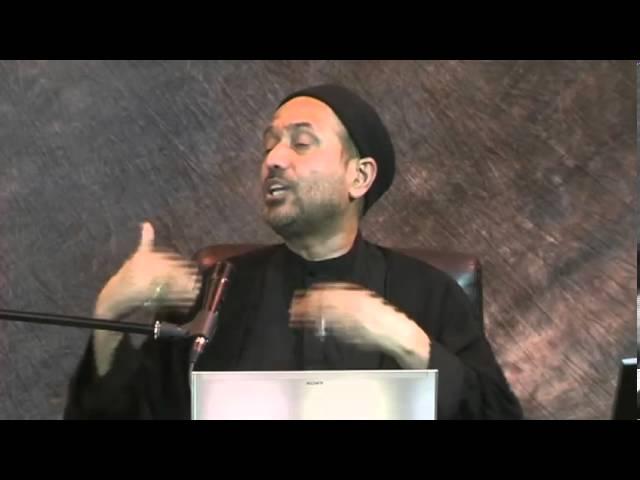 Maulana Syed Jan Ali Shah Kazmi (9th Muharram 2012, Melbourne AU)