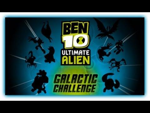 Ben 10 - Galactic Challenge [ Full Games ] - Ben 10 Games ᴴᴰ