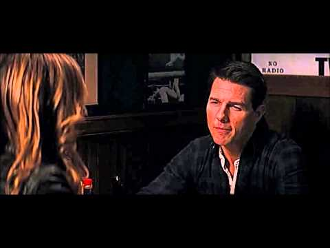 "Jack Reacher [2012] Scene: ""Pay Your Check First."""