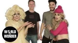 """Download Lagu UNHhhh Ep 19: """"Religion"""" w/ Trixie Mattel & Katya Gratis STAFABAND"""
