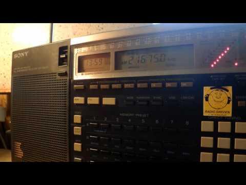 26 10 2015 WRMI tx 7 relay Radio Africa Networkl in English to NCAf 1359 on 21675 Okeechobee