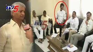 పార్టీ మారే అంశంపై రేవంత్ను నిలదీసిన నేతలు..!   Ravula Chandra Sekar Reddy Face To Face