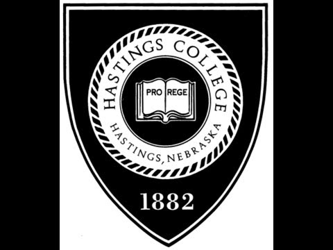 Highlights from Hastings College Commencement 2013