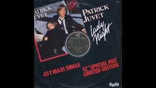 Patrick Juvet Lady Night 12 39 39 1979