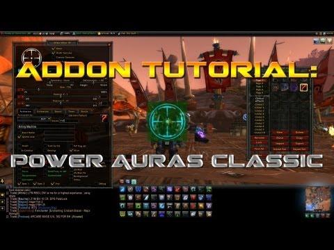 Wow Power Auras 5.0 4