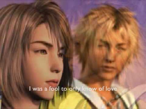 Marriage - Tidus/Yuna