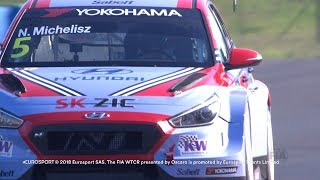 Round two kicks off with Free Practice 1 -  Norbert Michelisz fastest sets the benchmark time