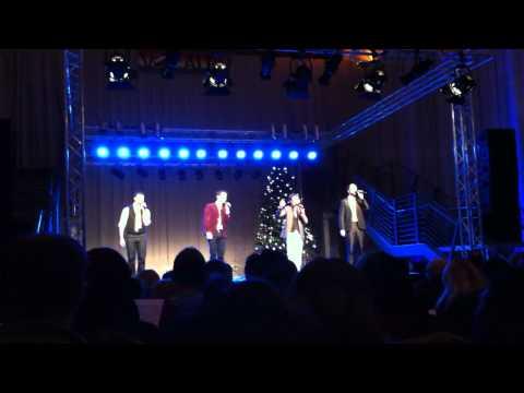 Maybebop + Publikum - Schnee fällt
