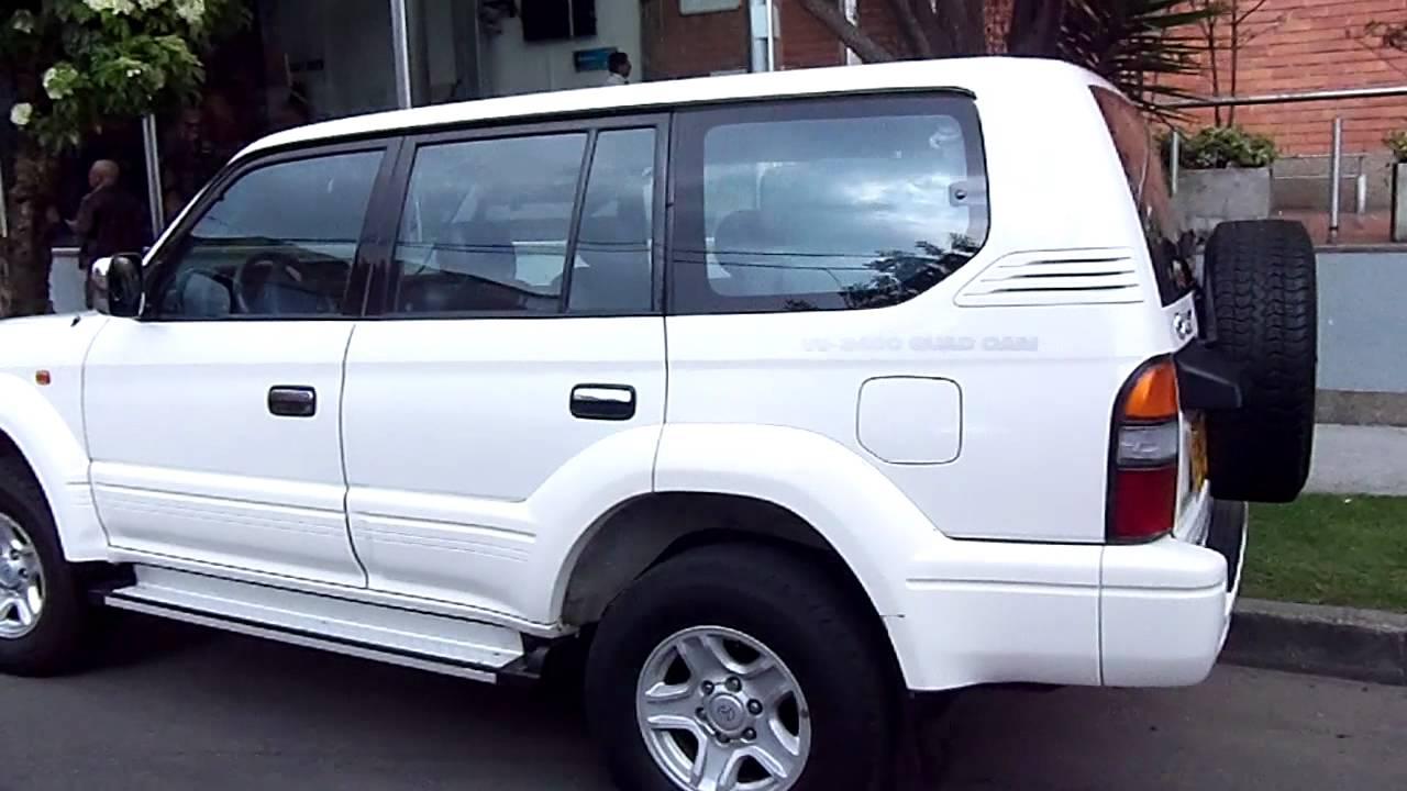Toyota Prado 2002 Youtube