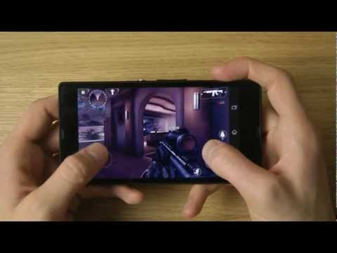 Modern Combat 4 Sony Xperia Z Gameplay Review