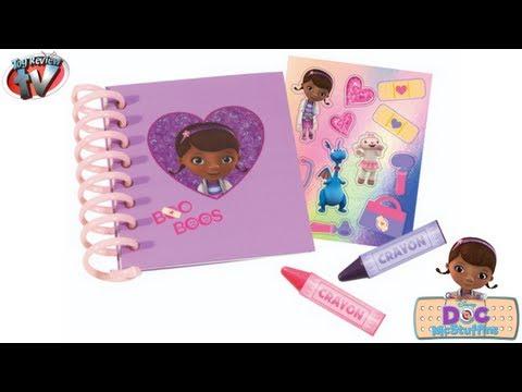 """More Disney Junior toy reviews https://www.youtube.com/playlist?list=PLm68kV-Zy1DgNN7OZufRMoa7G9yXW2zVD Dottie """"Doc"""" McStuffins can """"fix"""" toys, with a little..."""