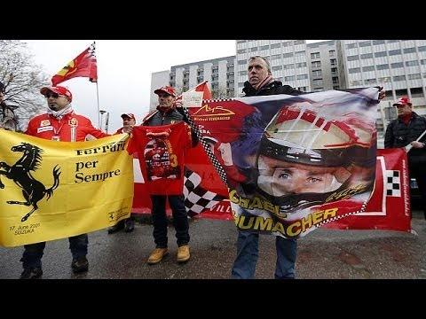 Schumacher 45. yaşına komada girdi