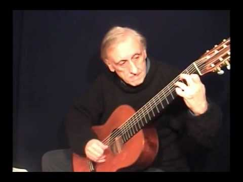 Johann Sebastian Bach - Sarabande BWV 997 by Cesar Amaro