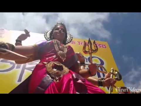 Chichpoklichi Aaibhavani Agman Sohla 2014 video