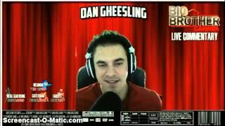Dan Gheesling Big Brother Canada Q&A