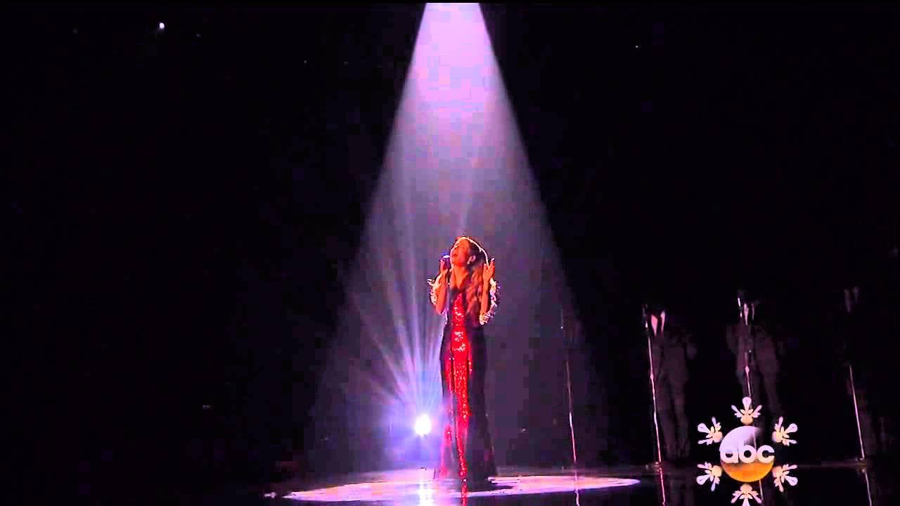 Ariana grande tattooed heart american music awards live for Tattooed heart ariana grande